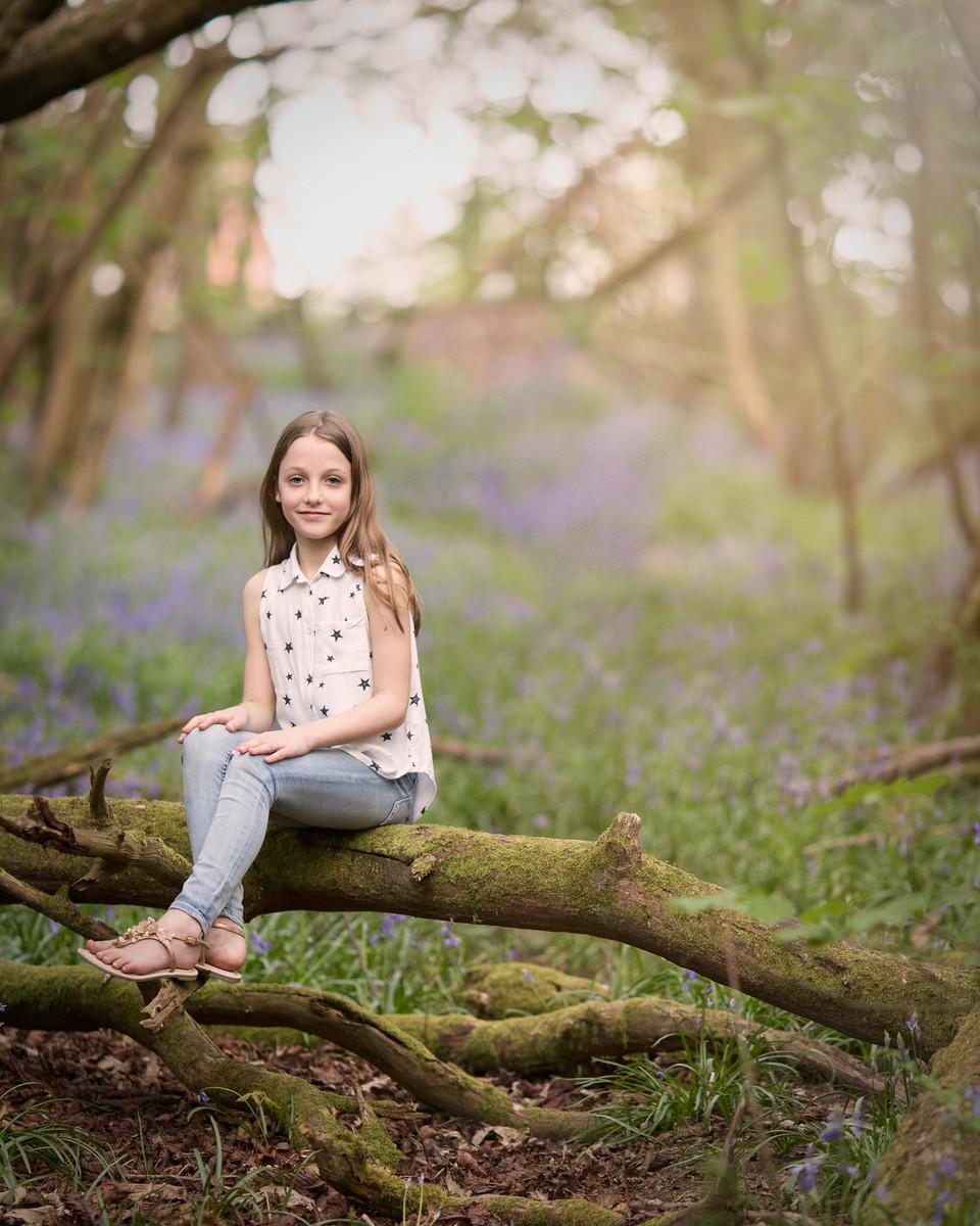 2018 - Family Norwood bluebell shoot 001