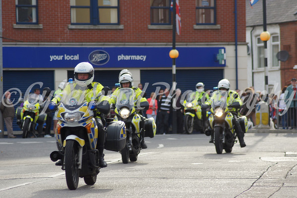 L.O.L No' 6 East Belfast District Somme Anniversary Parade
