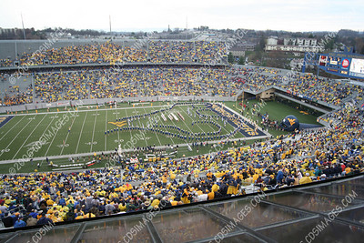 WVU vs Cincinnati - Pregame - November 11, 2006