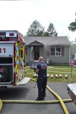 Working Fire 12 Yvette St., Chicopee, MA 5/27/19