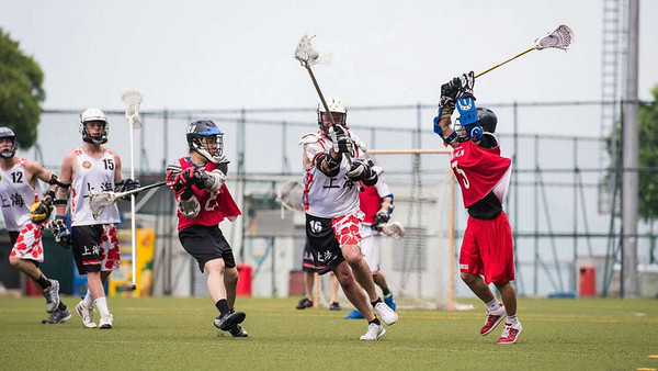 Shanghai Lacrosse ... Spring 2014