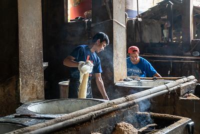 Tofu Factories, Sumedang - April 2018