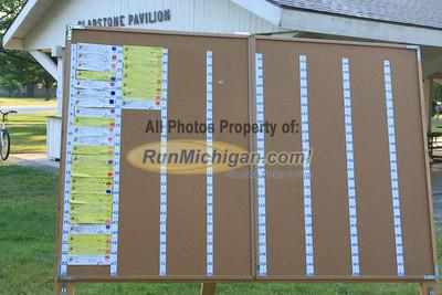 Pre-Race - 2013 Delta County Jaycees 5K