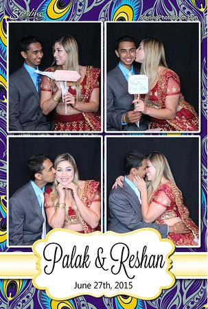 Palak & Reshan's Wedding