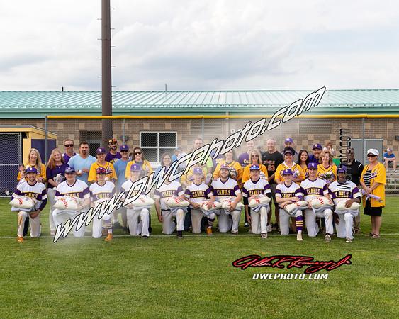 2019-05-17 CC Baseball Senior Night