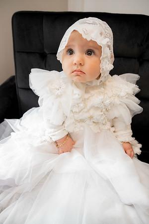 Valentina's 1st Baptism