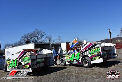 Grandview Speedway - Practice - 3/31/18 - Steve Sabo (SDS)