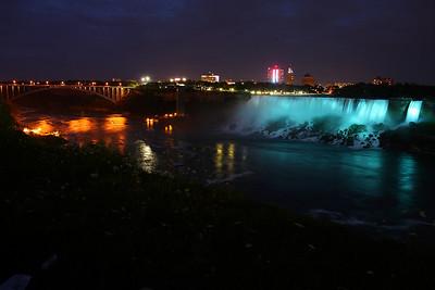 Niagara Falls & NY State
