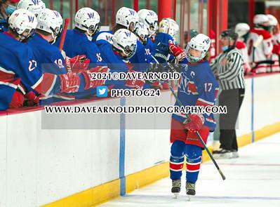 1/27/2021 - Boys Varsity Hockey - Winnacunnet vs Spaulding