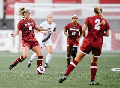Temple women's Soccer vs Lehigh