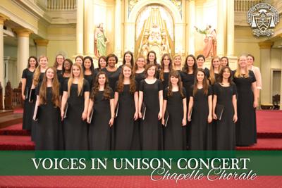 Voices in Unison Concert