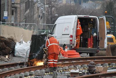 Edinburgh Tram 2013
