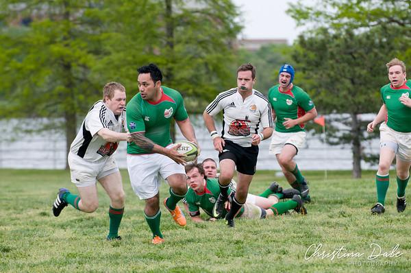 Irish vs Raleigh - B - April 14 2012
