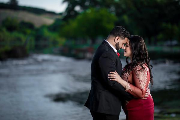 Sukhi and Sukhdeep's Pre-Wedding Shoot