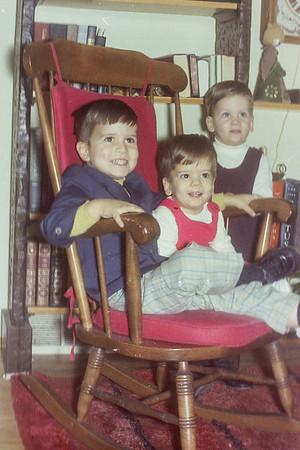 Dobbs Family - 1970