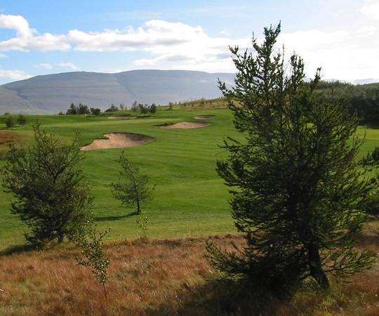 Akureyri golf course