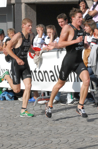 Zytturm Triathlon (Pro + Junioren)