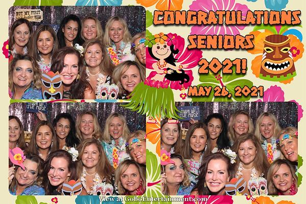 20210526 Senior Grad Party!!