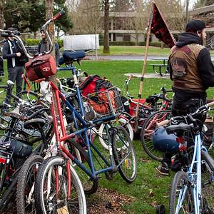 2016 Ben Hurt mini bike chariot race