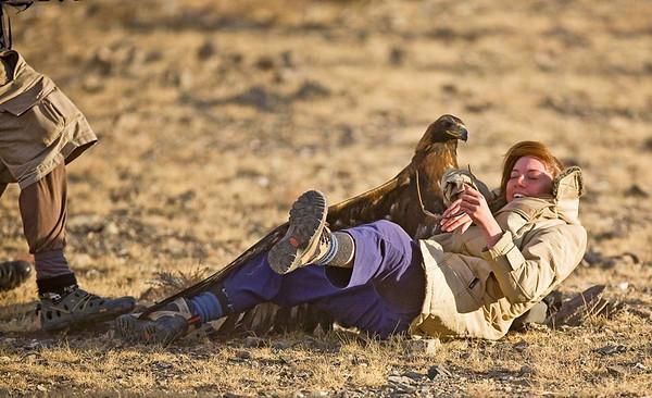 Mongolia Eagle Festival 2008