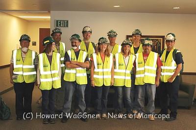 Maricopa CERT Drill 6-15-2013