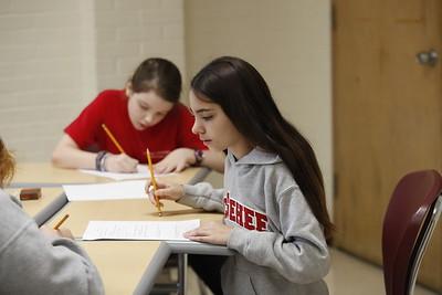 Middle School Math Tournament