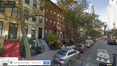 east 69th street