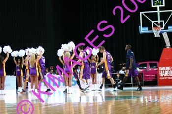 Kings Vs Taipans  Pre-Game, Cheerleaders & Half-Time Entertainment 3-12-06