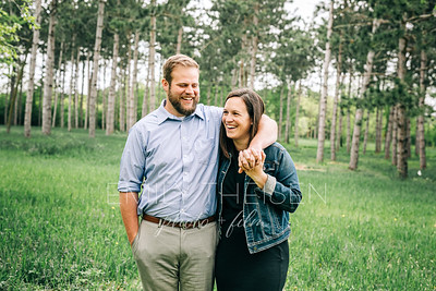 Anna and Steve // Engagement Session