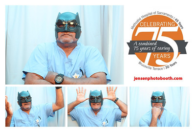 Methodist Hospital Photo Booth 5/11/18