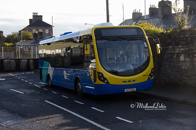 Sligo / Portlaoise (Bus), 08-10-2020