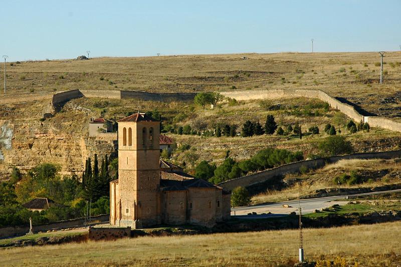 Iglesia de la Vera Cruz, Segovia, Spain