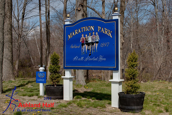 Ashland Half Marathon and 5K 2012