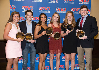Dolphins Swim  Team Awards Banquet