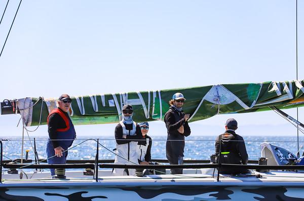NHYC/SDYC 2021 Islands Race