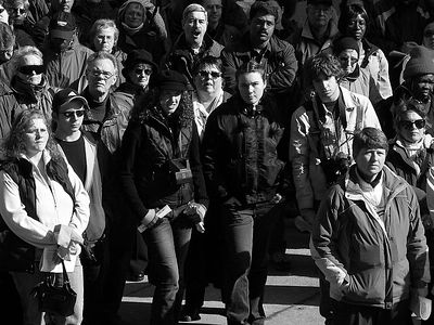 Ecumenical Good Friday Walk for Justice - 2005