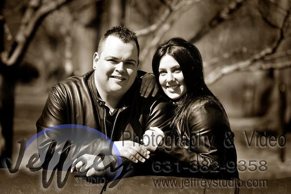 Jennifer & Frank - Blemont Lake - March 29, 2015