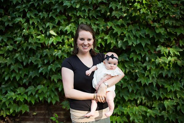Lynleigh: 4 Months