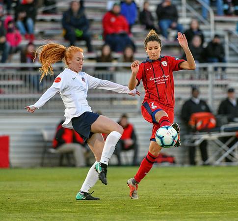 20190323 Womens Soccer Girondins de Bordeaux at Washington Spirit