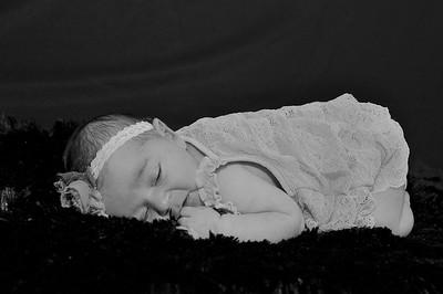 Heather's Newborn / Family shoot