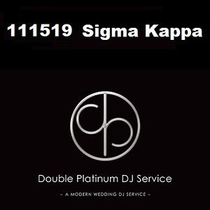 11/15/19 Sigma Kappa