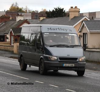 Portlaoise (Bus), 15-11-2016