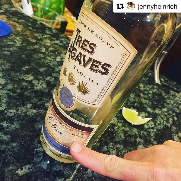 Grateful that @jennyheinrich and @moabiite could help us celebrate National Tequila Day in style! Were it not a Sunday no doubt we could have taken this photo with the bottle empty and upside down. #Repost @jennyheinrich with @repostapp ・・・ #nationaltequi