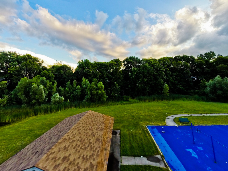 Summer Sunset at the Park 7 : Aerial Photography from Project Aerospace