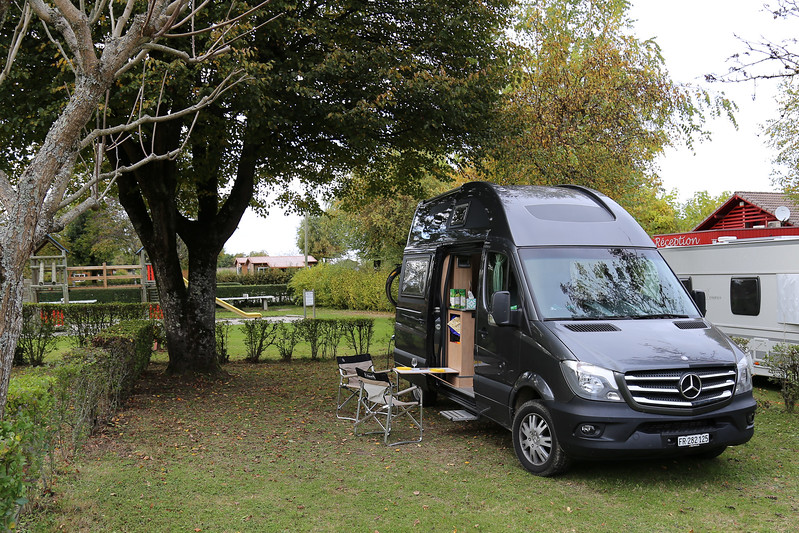 Camping le Coin Tranquille, Les Abrets