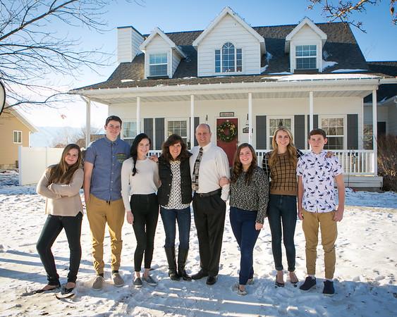 Michael Huff Family