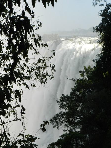 116 - Victoria Falls - Zambia - Anne Davis