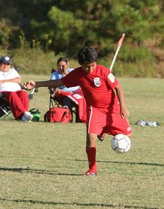 Rome YMCA Rome GA Soccer Tournament 2006 Saturday 4:30 games