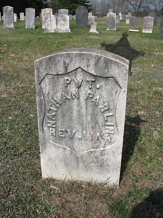 Nathan Parlin Grave