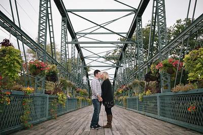Alaina + Jack's Engagement :: Simsbury, CT